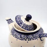 Simplicity Hand-Decorated Teapot 0.7l