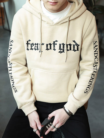 Fashion Hooded Sweater For Men And Women Lovers