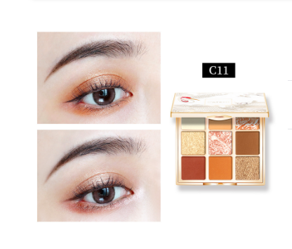 CATKIN Dreamworld 9 Cores Sombras - LXMall