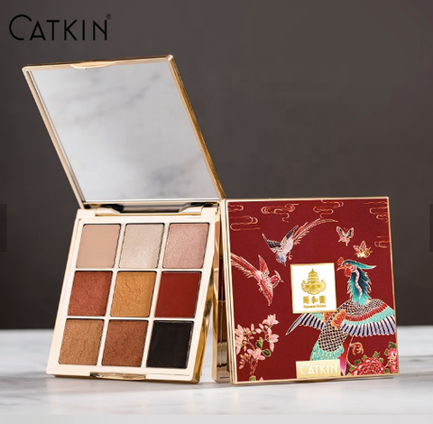 CATKIN Summer Palace Sombra para Olhos - LXMall