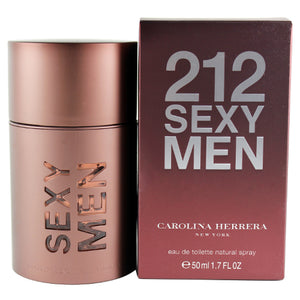 Perfume Masculino 212 Sexy Men EDT 50ML - LXMall