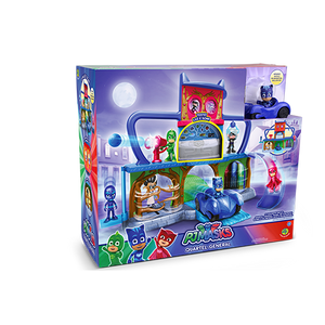 PJ Masks Quartel General - LXMall