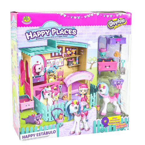 Happy Places Feliz Estábulo - LXMall