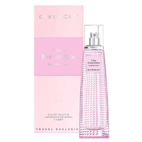 Perfume Feminino Live Irresistible Blossom Crush Woman EDT 50ML - LXMall