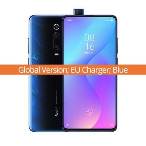 Xiaomi Mi 9T 6GB 64GB  Snapdragon 730 48MP Camera 4000mAh 6.39 Versão Global - LXMall