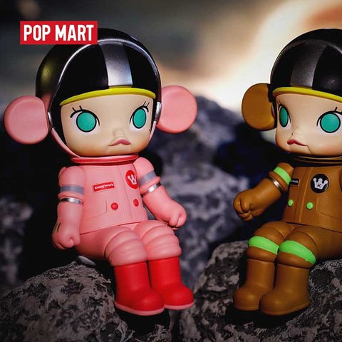 POPMART - Molly Happy Festa no Trem - LXMall