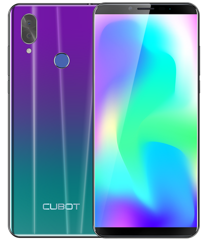 Cubot X19 S 4GB+32GB  Helio P23 Octa-Core Dual Camera 16MP Face ID - LXMall