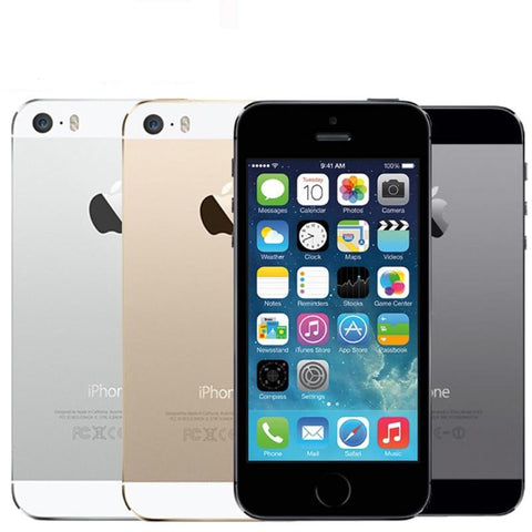 Original Apple iPhone 5S 16GB/32GB/64GB usado - LXMall
