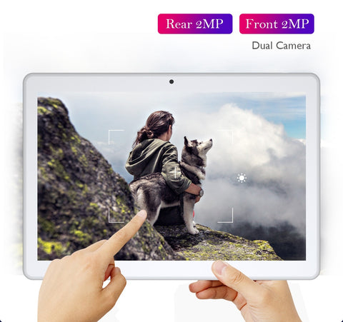 "Tablet ANRY RS20 10.1"" 4G Phone Call 2GB RAM 32GB ROM Processador Quad Core - LXMall"