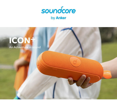 Anker Soundcore Icon+ - Caixa de Som Bluetooth - LXMall