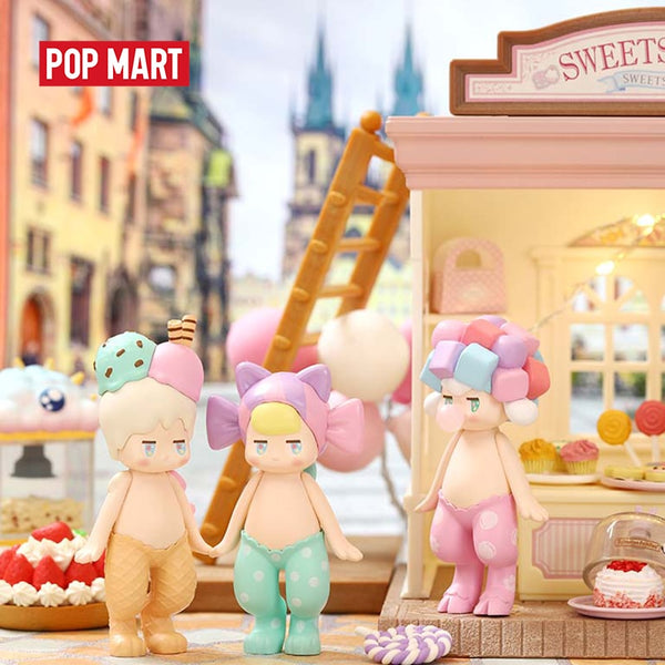 POP MART - Satyr Rory Doce - LXMall