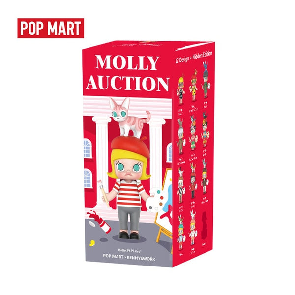 POP MART- Molly Leilão - LXMall