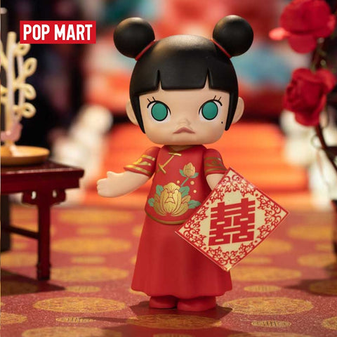 POP MART - Molly Wedding Flower Girl - LXMall