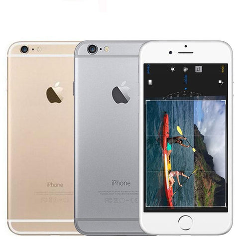 Original Apple iPhone 6/6Plus 16GB/64GB/128GB usado - LXMall