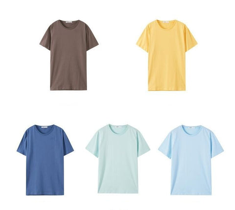 Blusa Unissex Basic Colors - LXMall
