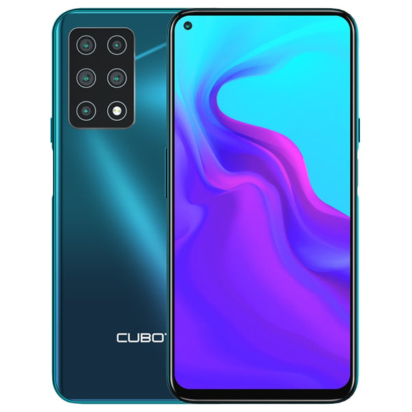 "Cubot X30 Global Version 48MP 8GB+256GB NFC 6.4"" - LXMall"
