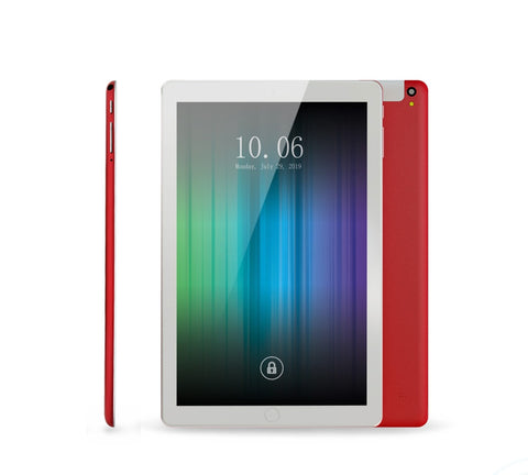 "Tablet RU ES In stock Tablet Pc 10.1""  com Android 7.0 Google Play 3G - LXMall"