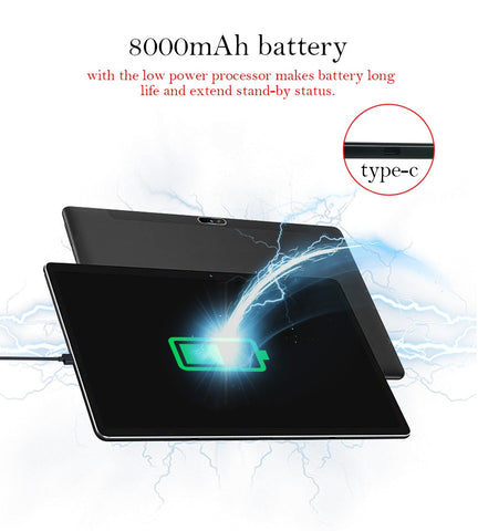 "Tablet ANRY Pc 11.6"" Deca Core - LXMall"