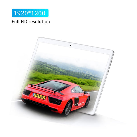 "Tablet X20 10.1""  4G Phone Call Android 8.1 Deca Core 3+ 32GB ROM - LXMall"