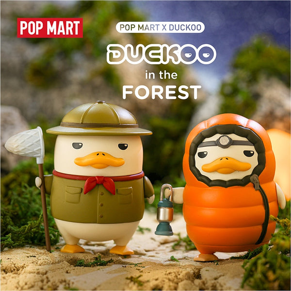 POP MART - Duckoo Duck 8 pçs - LXMall