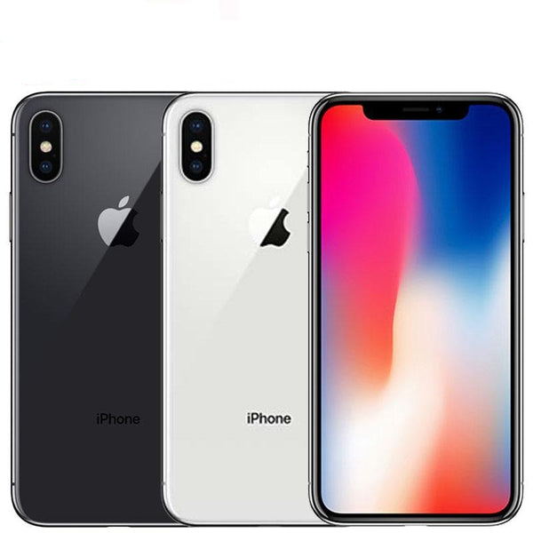 Original Apple iPhone X 64GB / 256GB usado - LXMall