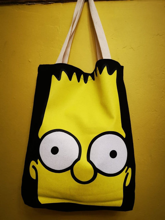 Bart Simpson Black bag  Kwaitokoeksister