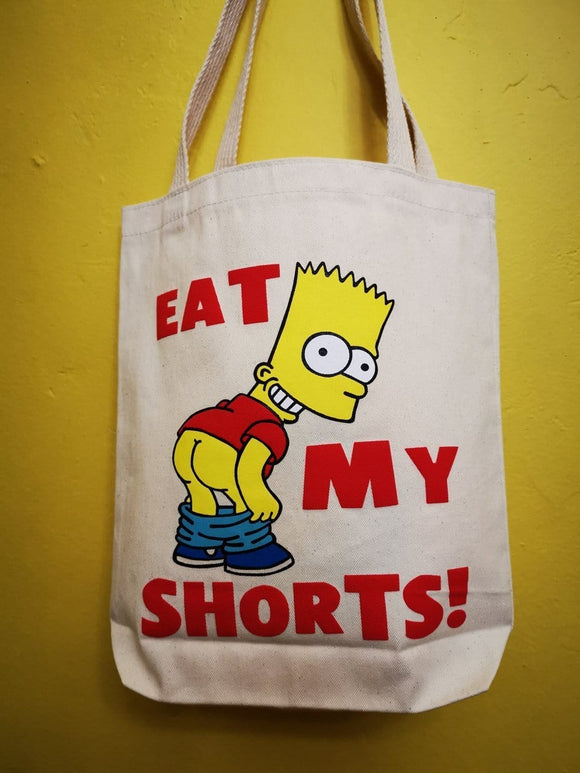 Bart Simpson Small bag  Kwaitokoeksister