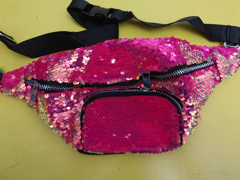 Sequence Moon bag (Fanny Pack) 7