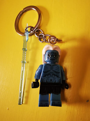 White Walker Keychain