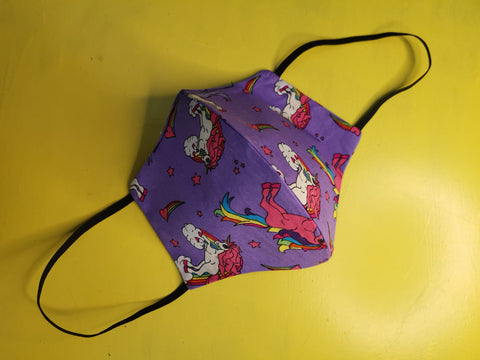 Unicorn Dome Purple (reversible)