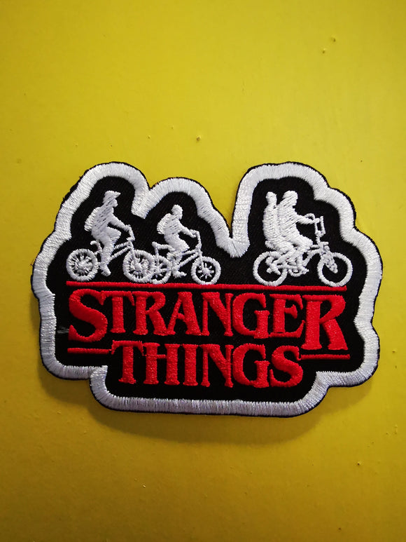 Stranger Things 3Embroidered Iron on Patch Patches Kwaitokoeksister
