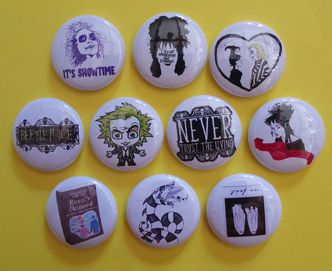 Beetlejuice Collection 1