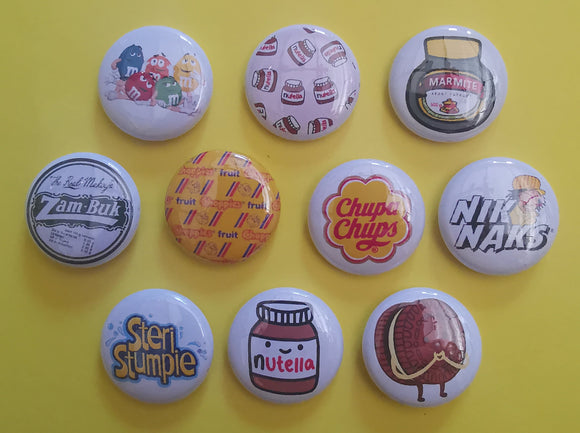 Kwaitokoeksister Pins Foody Collection Kwaito Koeksister