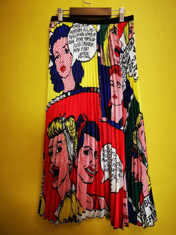 Cartoon Skirt 13