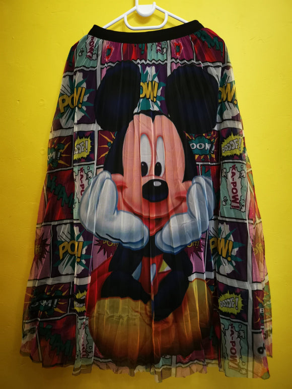 Skirt Cartoon Skirt 4 Kwaito Koeksister