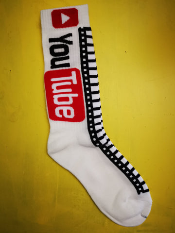 Youtube White Socks