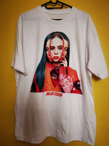 Billie Eilish Oversize T-shirt