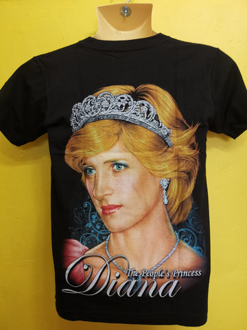 Diana T-shirt Double sided