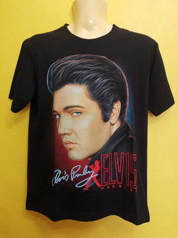 Elvis T-shirt Double sided
