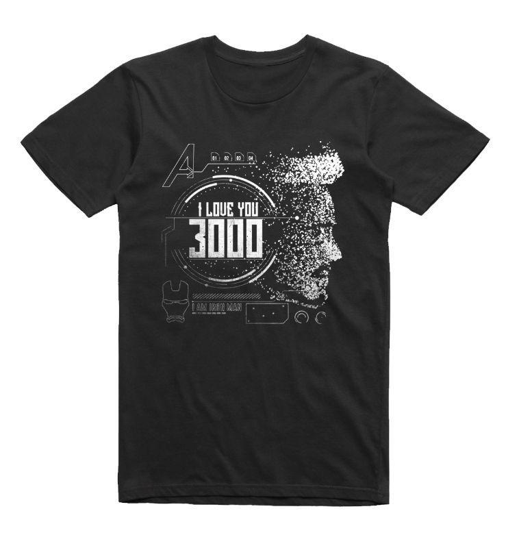 I Love you 3000 T-Shirt