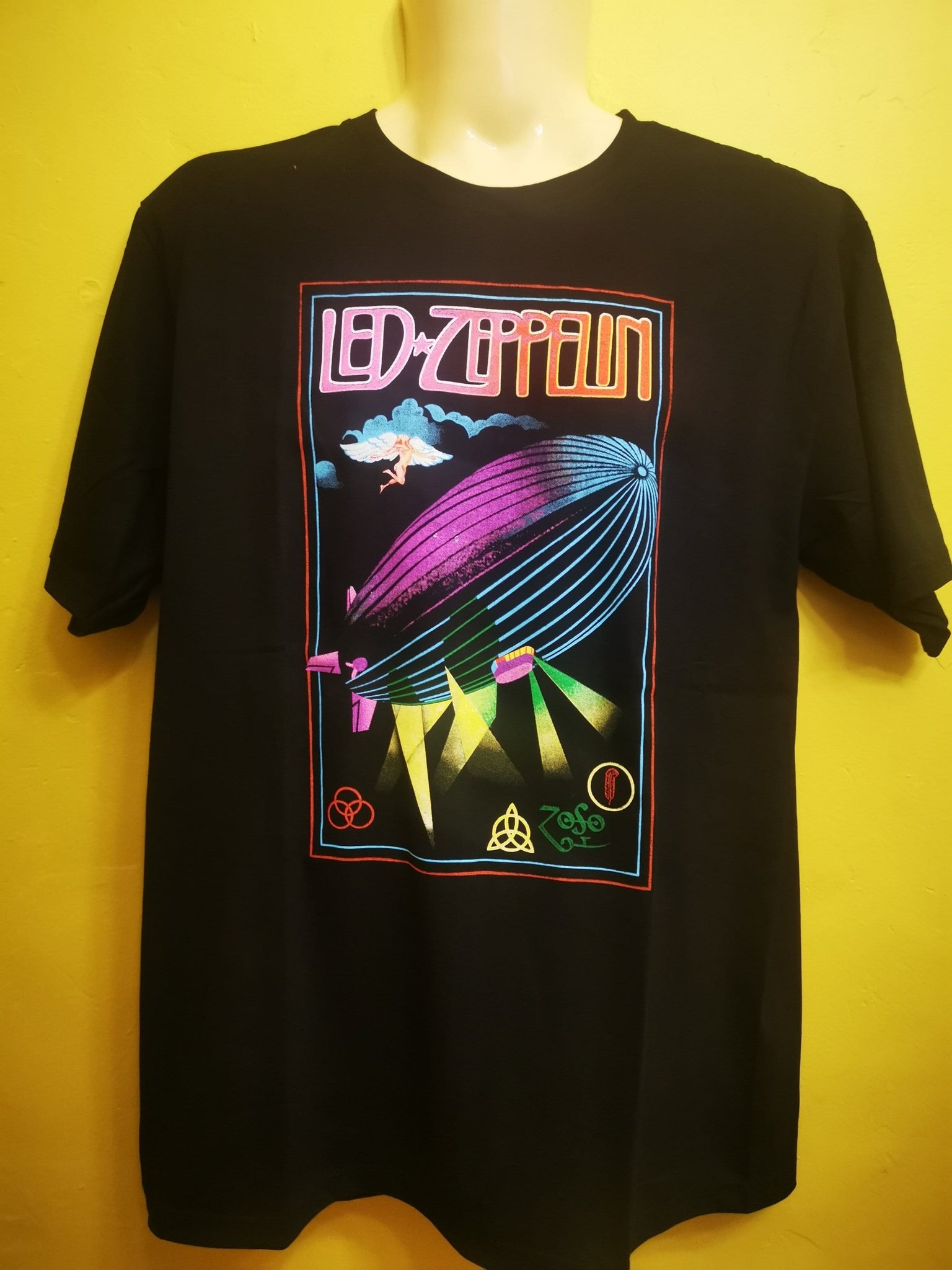 Led Zeppelin 3 T-shirt
