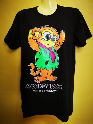 Lumo Monkey fake T-shirt