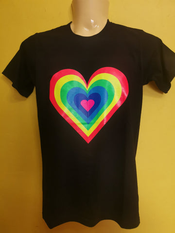 Lumo T-shirt Heart