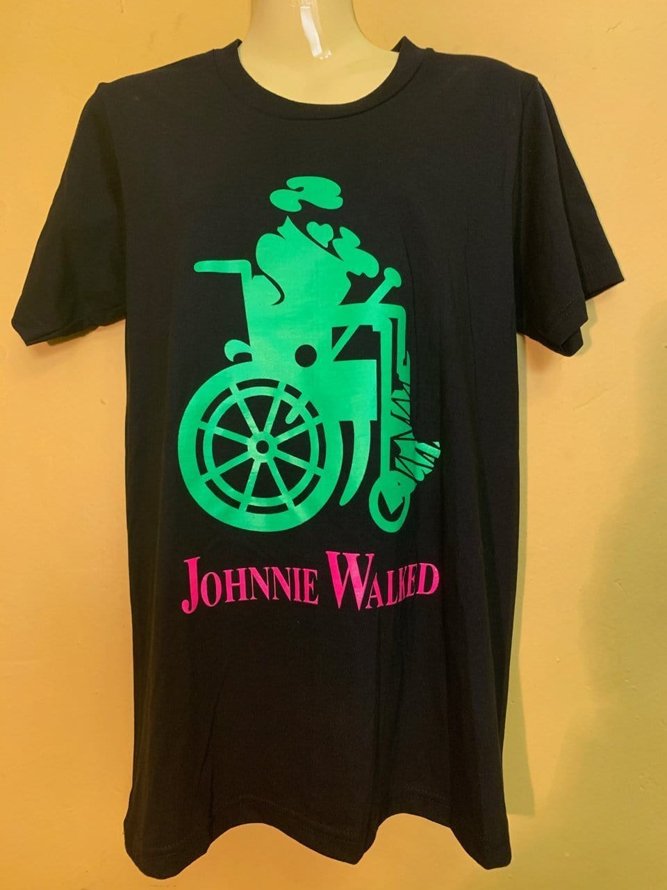Lumo T-shirt Johnny Walked