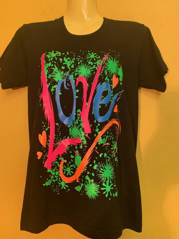 Lumo T-shirt Love