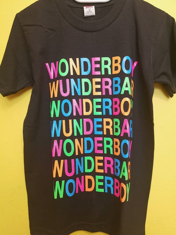 Lumo T-shirt Wonderboy