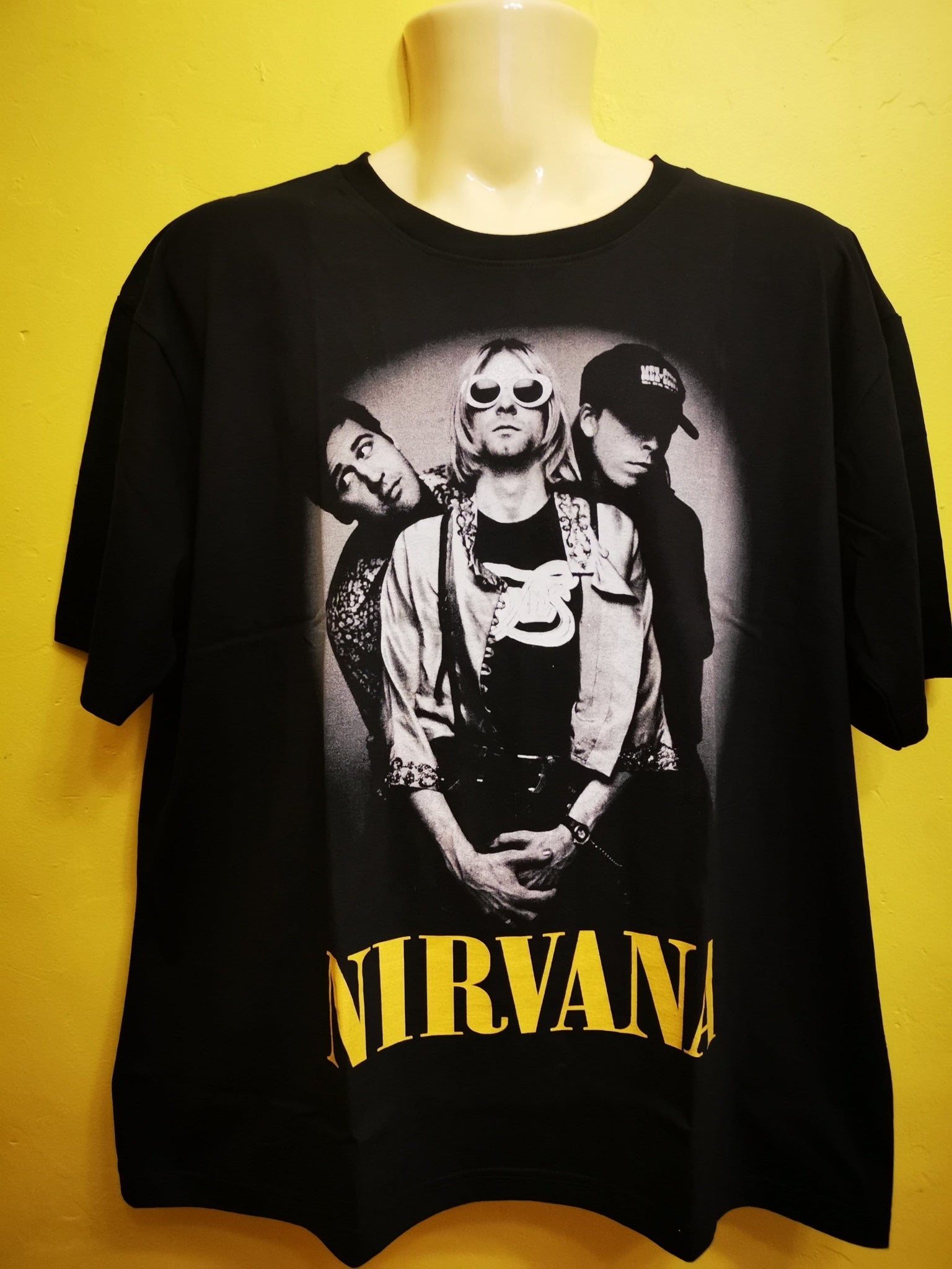 Nirvana T-shirt 2 Double sided