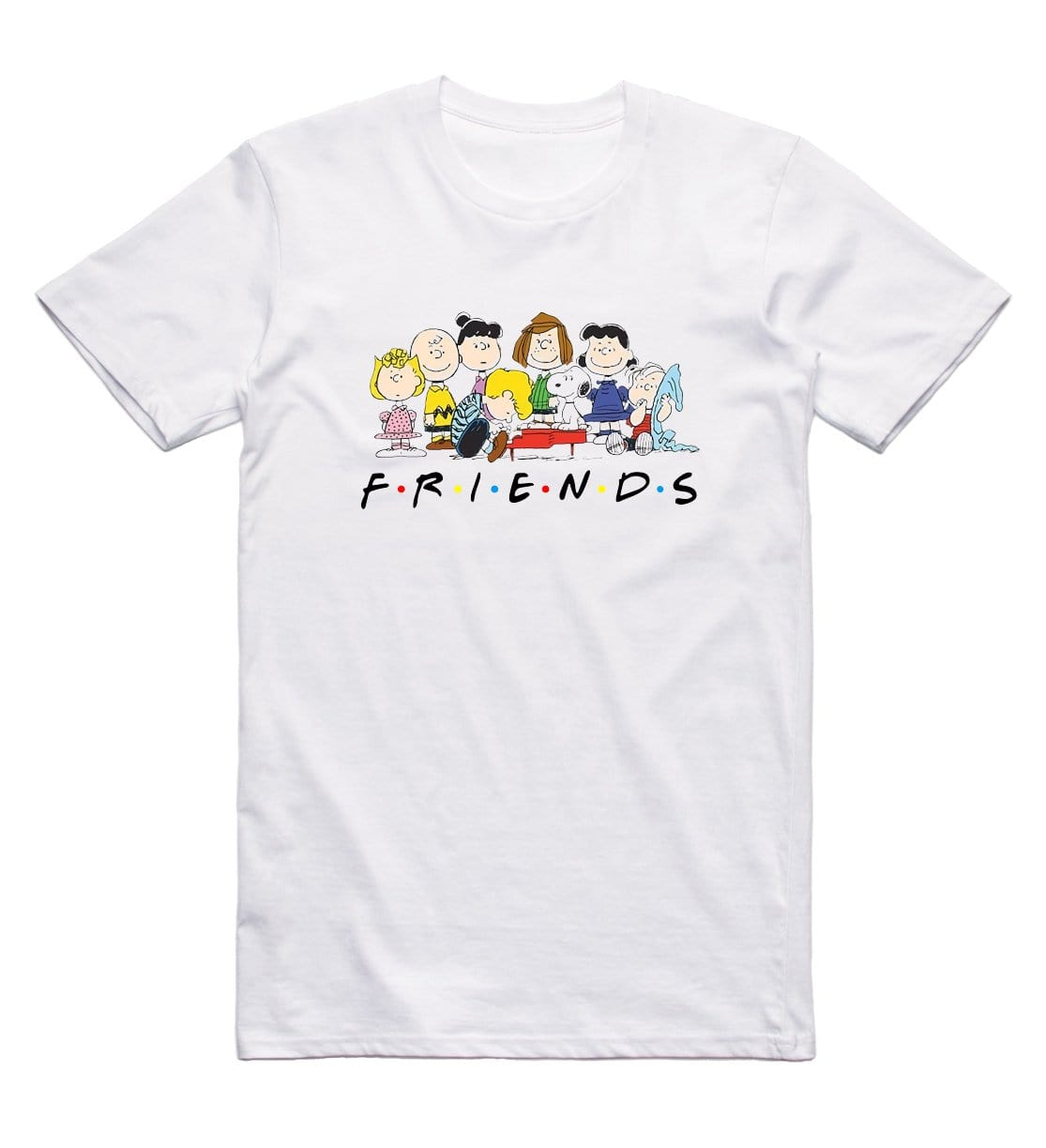 Peanuts Friends T-Shirt