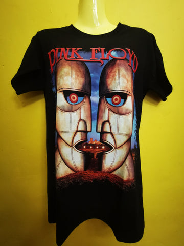 Pink Floyd 2 T-shirt Double sided