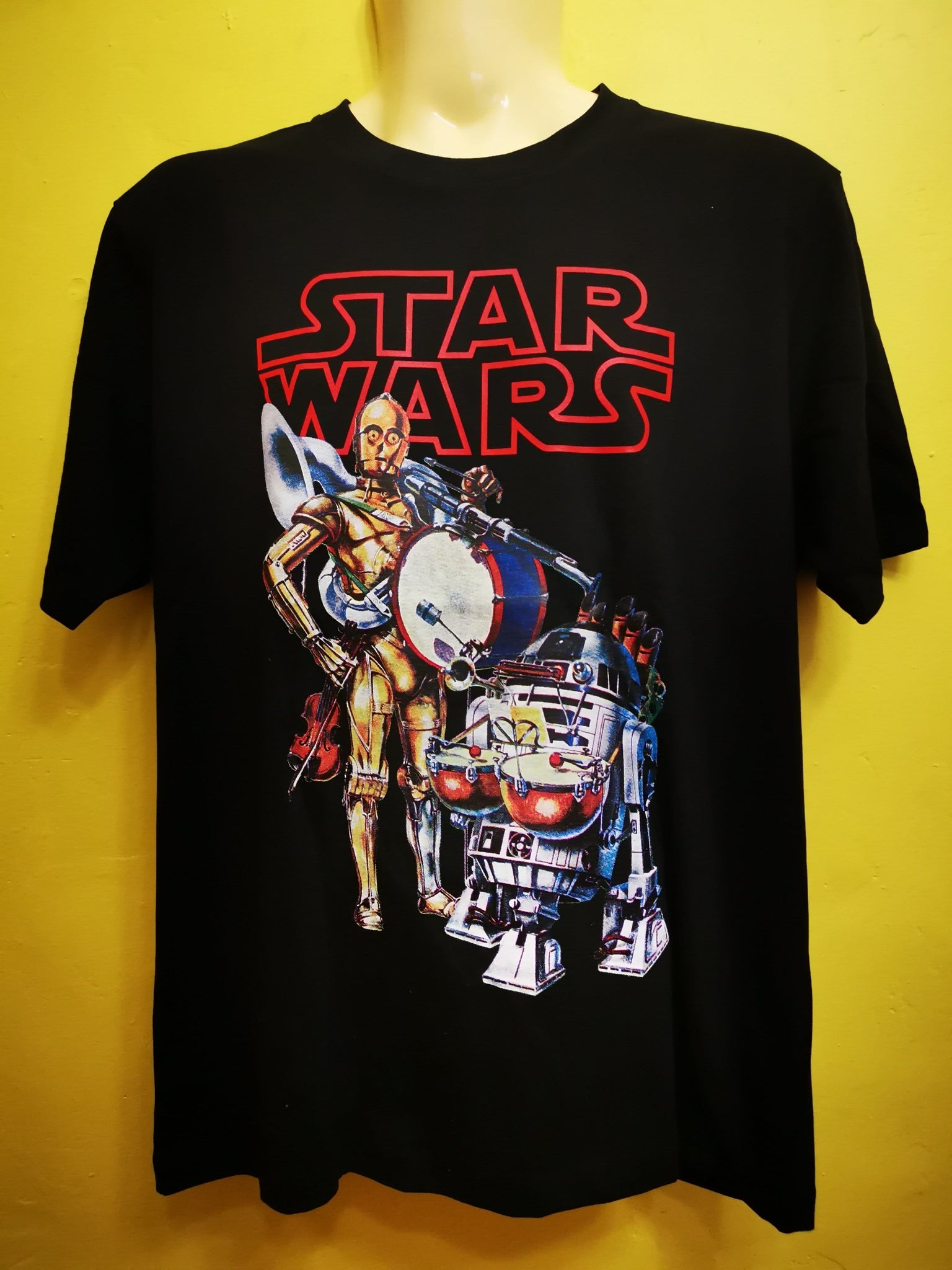 Star Wars Black Oversize T-shirt